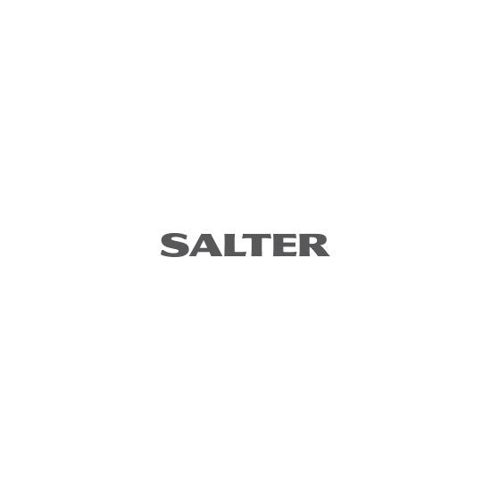 Salter Touch Analyser Digital Bathroom Scales - White