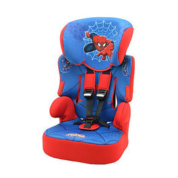 Spiderman Beline SP Highback Booster Car Seat With Harness Reviews