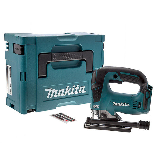 Makita DJV182ZJ Jigsaw 18V Cordless Brushless Li-ion (Body Only) + Makpac Case