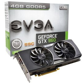 EVGA GeForce GTX 960 SuperSC ACX 2.0+ Reviews