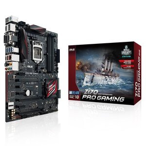 Photo of Asus Z170  Motherboard