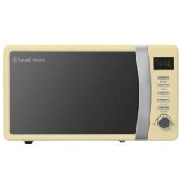 Russell Hobbs RHMD702C 17 Litre Digital Microwave Cream Reviews