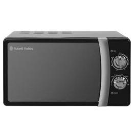 Russell Hobbs RHMM701B 17 Litre Manual Microwave Black Reviews