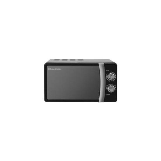 Russell Hobbs RHMM701B 17 Litre Manual Microwave Black