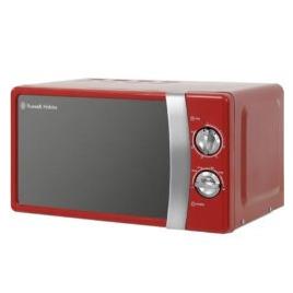Russell Hobbs RHMM701R 17 Litre Red Manual Microwave Reviews