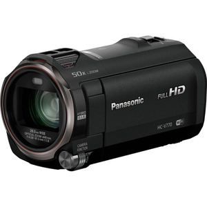 Photo of Panasonic HC-V770 Camcorder