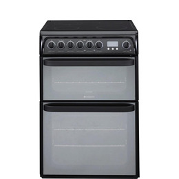 Hotpoint Ultima DUE61BC Electric Ceramic Cooker Reviews