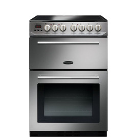 Rangemaster Arleston 60 cm Electric Cooker - Stainless Steel Reviews