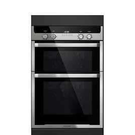 Kenwood KD1501SS Electric Double Oven Stainless Steel Reviews