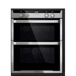 Kenwood KD1701SS Electric Built under Double Oven Stainless Steel Reviews