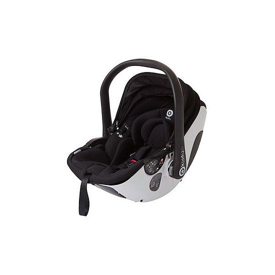 Kiddy Evo Lunafix Egg Baby Car Seat with Isofix Base