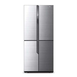 Hisense RQ562N4AC1 Frost Free 4 Door Fridge Freezer Stainless Steel Effect Reviews