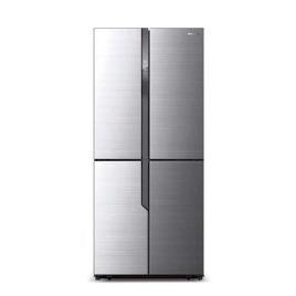 Hisense RQ562N4AC1 Frost Free 4 Door Fridge Freezer Stainless Steel Effect Reviews