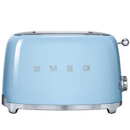SMEG TSF02PBUK 4-Slice Toaster Reviews