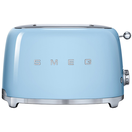 SMEG TSF02PBUK 4-Slice Toaster
