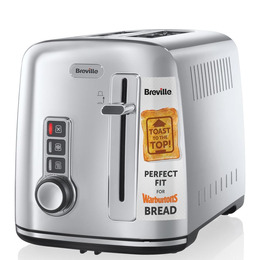 The Perfect Fit for Warburtons VTT570 2-Slice Toaster - Stainless Steel Reviews