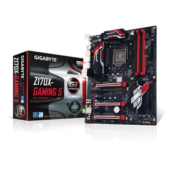 Gigabyte GA-Z170X-Gaming 5-EU