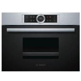 Bosch CDG634BS1B 38L Built Steam Oven Stainless Steel Reviews