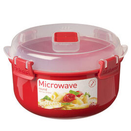 Round 915 ml Microwave Box - Red Reviews