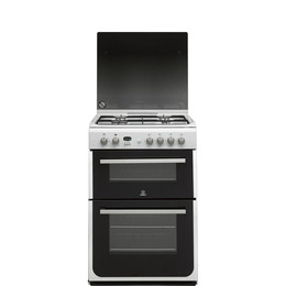 Indesit DD60G2CGW 60 cm Gas Cooker Reviews