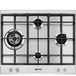 SMEG P1641XT Gas Hob - Stainless Steel Reviews
