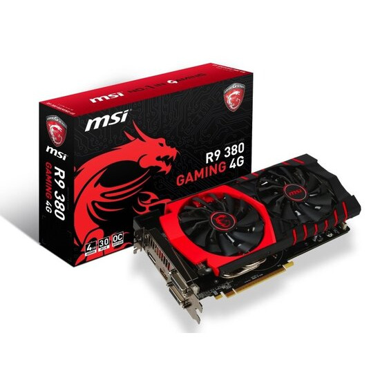 MSI Radeon R9 380 4G