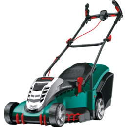 Bosch Rotak 43 LI Ergoflex Lawnmower Reviews