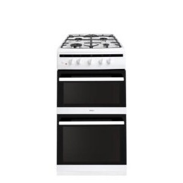 Amica 508TGG2W 508TGG2W 4 Burner Twin cavity Gas Cooker Reviews