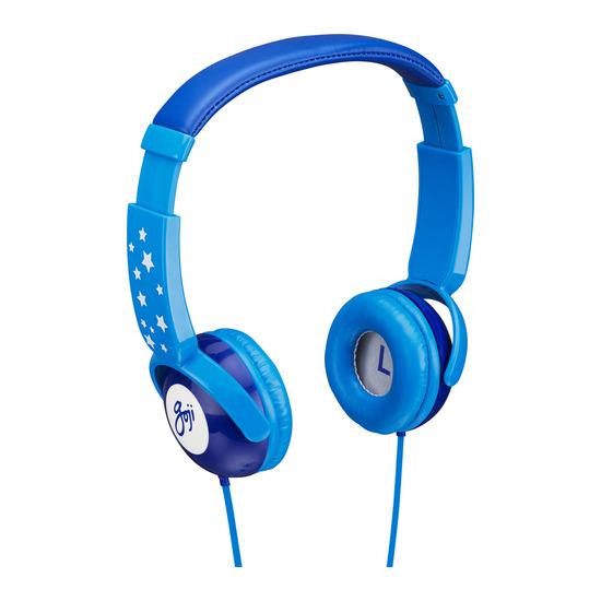 Goji GKIDBLU15 Kids Headphones - Skyrider Blue