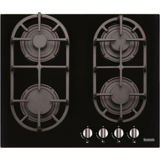 Neff BHR600BL Gas Hob - Black