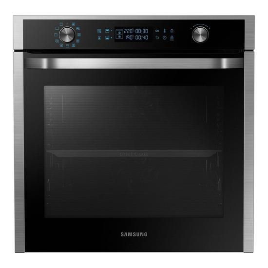 Samsung Dual Cook NV75J5540RS