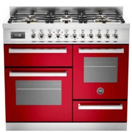 Bertazzoni PRO100-6-MFE-T Reviews