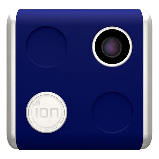 SnapCam Lite Wearable Camcorder - White & Blue