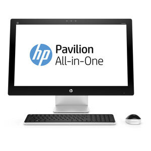 Photo of HP Pavilion 27-N020NA All-In-One  Desktop Computer