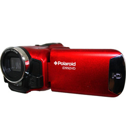 Polaroid iD992 Traditional Camcorder - Red Reviews