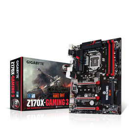 Gigabyte GA-Z170X-Gaming 3-EU Reviews