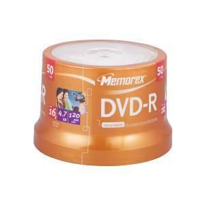 Photo of MEMOREX 864111-502 CD and DVD Storage