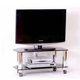 Optimum Fusion LCD 8002SLB Slimline TV Stand Reviews