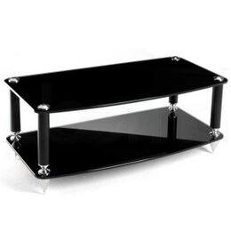 Atacama 2 shelf Hi-Fi stand in Black Reviews