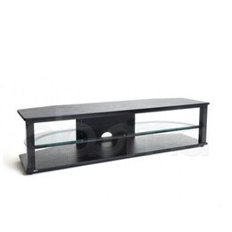 Atacama Black Wood TV Stand - Elara AV 64 Reviews