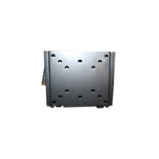 Select Mounts Silver Flat Fixed LCD Wall Mount Plate