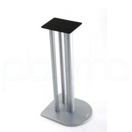 Atacama Speaker Stand in Silver - Height 70cm Reviews