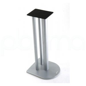 Photo of Atacama Speaker Stand In Silver - Height 70CM Audio Accessory