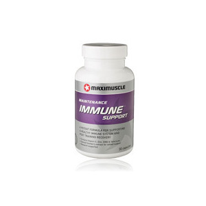 Photo of Maximuscle Immun Sports Nutrition