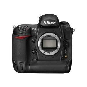 Photo of Nikon D3 (Body Only) Digital Camera
