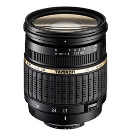 Tamron 17-50mm F2.8 Di II LD NAF Zoom Lens Reviews