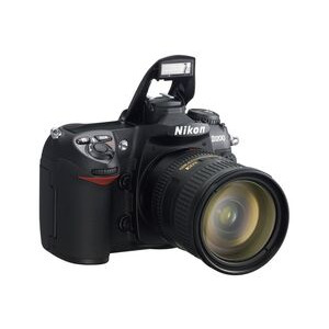 Photo of Nikon D200 With 18-70MM Lens Digital Camera