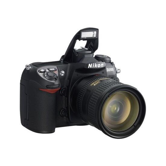 Nikon D200 with 18-70mm lens