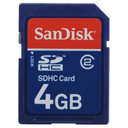 Sandisk 4GB SDHC Card Reviews