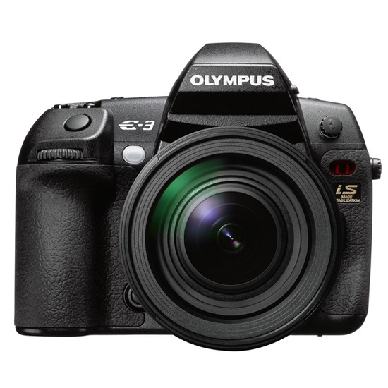 Olympus E-3 with 12-60mm lens